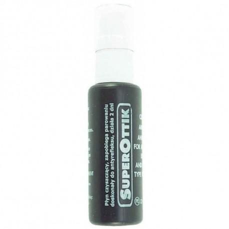 Płyn do czyszczenia Super Ottik czarny - 33 ml