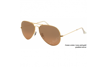 Ray-Ban Aviator rb 3025 col. 001/3E rozm. 55/14 - okulary przeciwsłoneczne