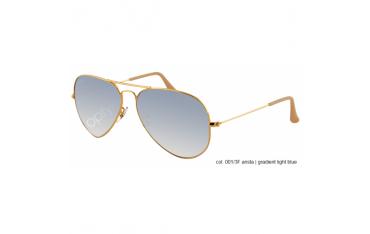 Ray-Ban Aviator rb 3025 col. 001/3F rozm. 55/14 - okulary przeciwsłoneczne
