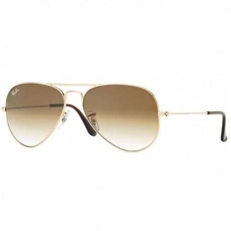 Ray-Ban Aviator rb 3025 col. 001/51 rozm. 55/14 - okulary przeciwsłoneczne