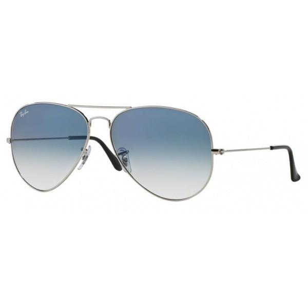Ray-Ban Aviator rb 3025 col. 003/3F rozm. 55/14 - okulary przeciwsłoneczne