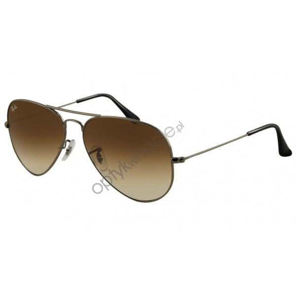 Ray-Ban Aviator rb 3025 col. 004/51 rozm. 58/14 - okulary przeciwsłoneczne