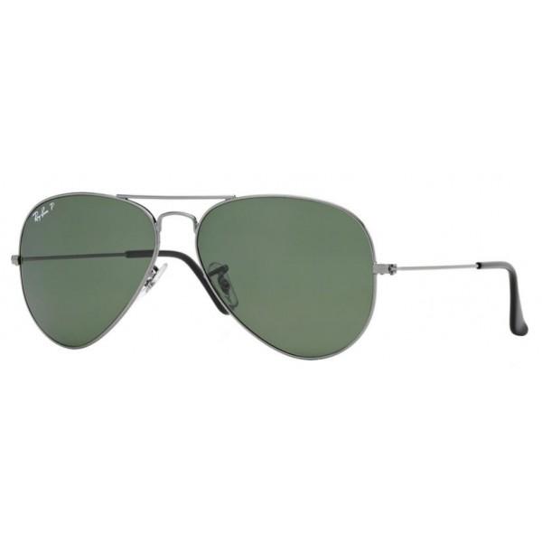 Ray-Ban Aviator rb 3025  col. 004/58 rozm. 55/14 - okulary przeciwsłoneczne z POLARYZACJĄ