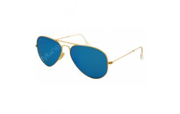 Ray-Ban Aviator rb 3025 col. 112/17 rozm. 58/14 - okulary przeciwsłoneczne lustrzanki