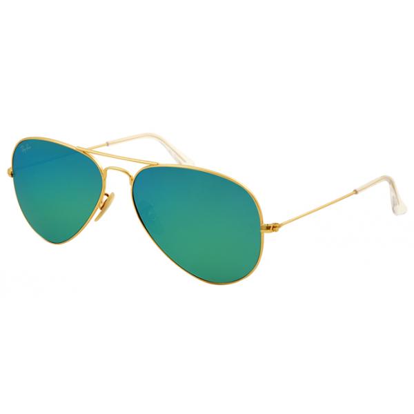 Ray-Ban Aviator rb 3025 col. 112/19 rozm. 55/14 - okulary przeciwłoneczne lustrzanki