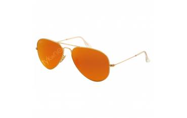 Ray-Ban Aviator rb 3025 col. 112/69 rozm. 58/14 - okulary przeciwsłoneczne lustrzanki