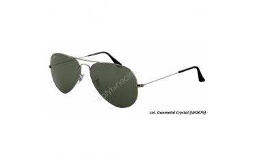 Ray-Ban Aviator rb 3025 col. W0879 rozm. 58/14 - okulary przeciwsłoneczne
