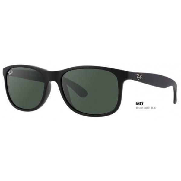 Ray-Ban Andy RB 4202  col. 6069/71 rozm. 55/17 - okulary przeciwsłoneczne