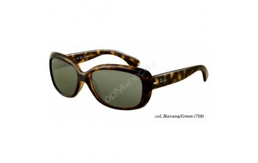 Ray-Ban Jackie OHH rb 4101 col. 710 rozmiar 58 - okulary przeciwsłoneczne