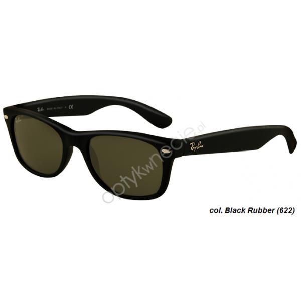 New Wayfarer rb 2132 col. 622 rozm. 55/18 - okulary przeciwsłoneczne
