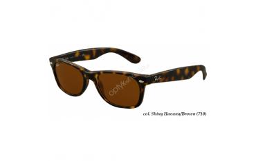 New Wayfarer rb 2132 col. 710 rozm. 55/18  - okulary przeciwsłoneczne