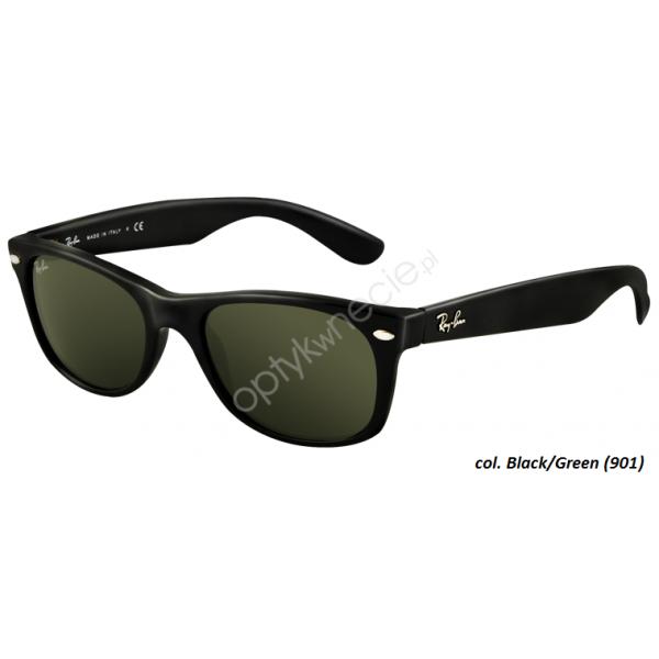 New Wayfarer rb 2132 col. 901 rozm. 52/18 - okulary przeciwsłoneczne
