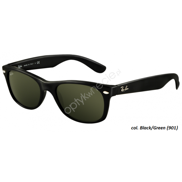 New Wayfarer rb 2132 col. 901L rozm. 55/18 - okulary przeciwsłoneczne