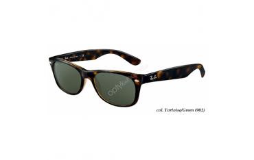 New Wayfarer rb 2132 col. 902 rozm. 55/18 - okulary przeciwsłoneczne