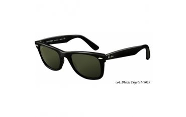 Ray-Ban Original Wayfarer rb 2140 col. 901 rozm. 50/22 - okulary przeciwsłoneczne