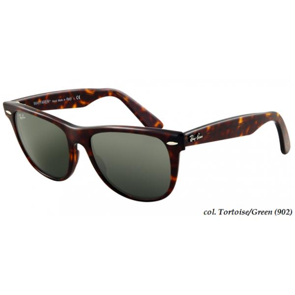 Ray-Ban Original Wayfarer rb 2140 col. 902 rozm. 54/18- okulary przeciwsłoneczne