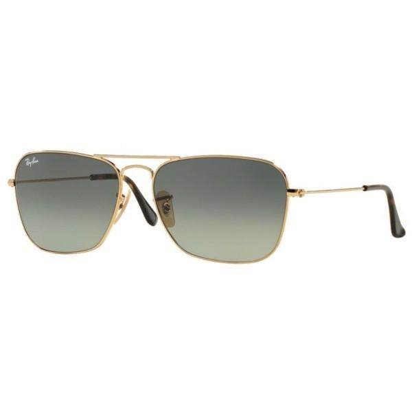 Ray Ban Caravan rb 3136 181/71 55/15 - okulary przeciwsłonecze