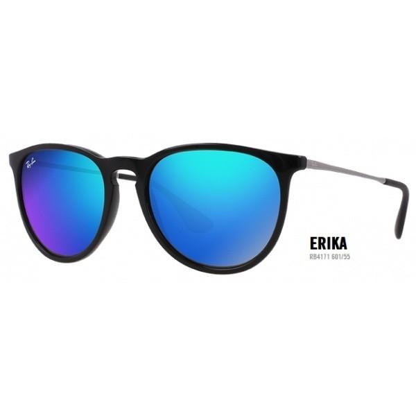 Ray-Ban Erika - rb 4171 col. 601/55 rozm. 54/18 - okulary przeciwsłoneczne