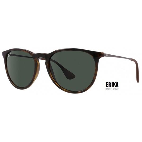 Ray-Ban Erika - rb 4171 col. 710/71 rozm. 54/18 - okulary przeciwsłoneczne