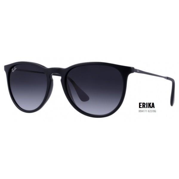 Ray-Ban Erika rb 4171 col. 622/8G rozm. 54/18 - okulary przeciwsłoneczne