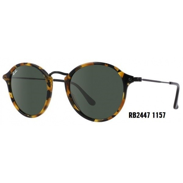 Ray-Ban rb 2447 col. 1157 rozm. 49/21 - okulary przeciwsłoneczne