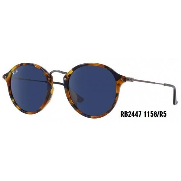 Ray-Ban rb 2447 col. 1158/R5 rozm. 49/21 - okulary przeciwsłoneczne
