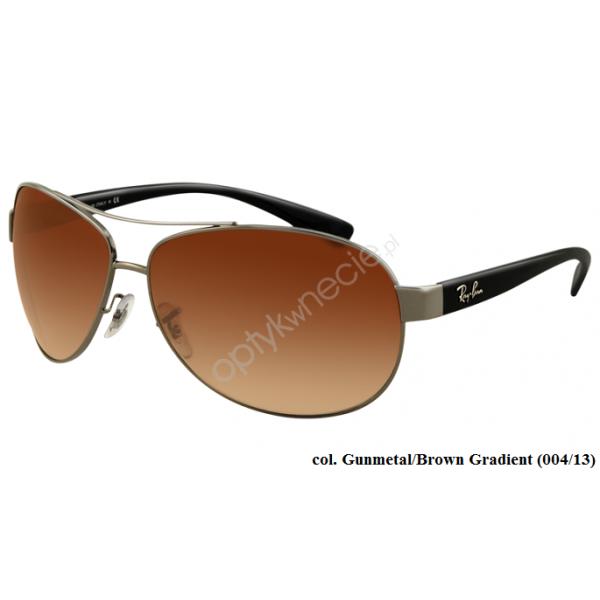Ray-Ban rb 3386 col. 004/13 rozm.67/13  - okulary przeciwsłoneczne