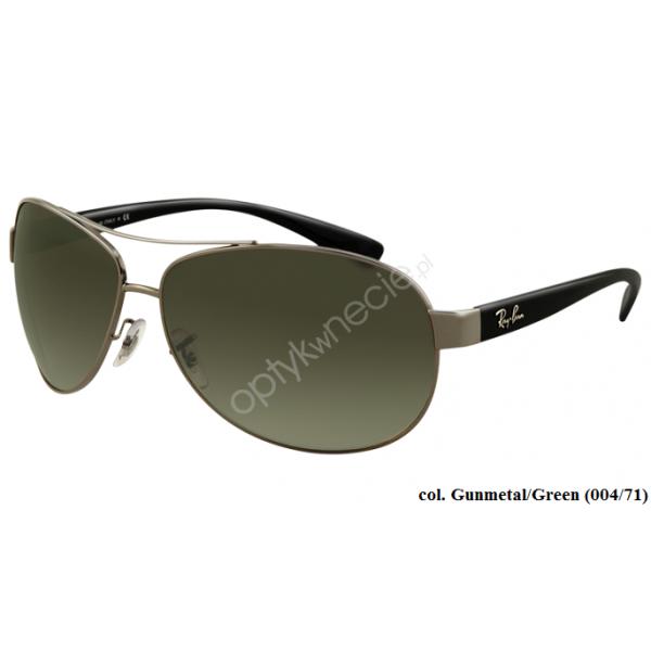 Ray-Ban rb 3386 col. 004/71 rozm. 63/13 - okulary przeciwsłoneczne