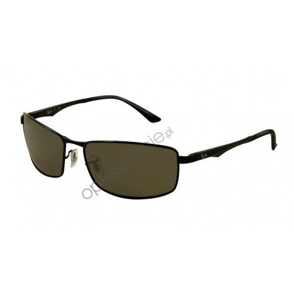 Ray-Ban rb 3498 col. 002/71  rozm. 64/17 - okulary przeciwsłoneczne