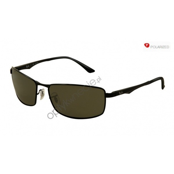 Ray-Ban rb 3498 col. 002/9A  rozm. 61/17 - okulary przeciwsłoneczne z POLARYZACJĄ