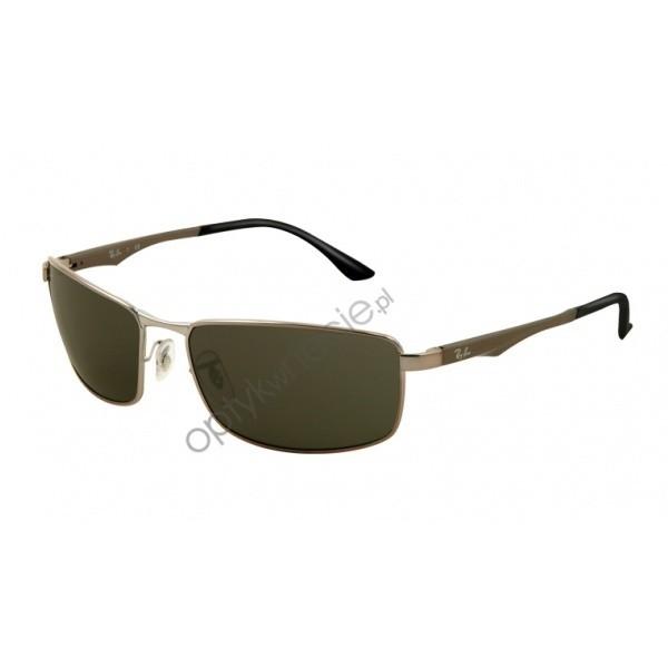 Ray-Ban rb 3498 col. 004/71  rozm. 64/17 - okulary przeciwsłoneczne