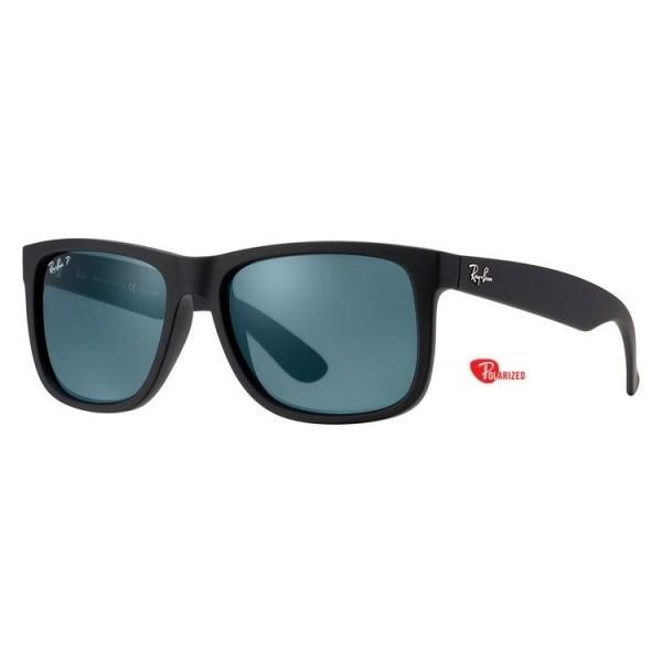 Ray-Ban rb 4165 JUSTIN col. 622/2V rozm. 55/16 - okulary przeciwsłoneczne z POLARYZACJĄ