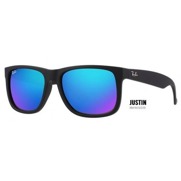 Ray-Ban rb 4165 JUSTIN col. 622/55 rozm. 55/16 - okulary przeciwsłoneczne