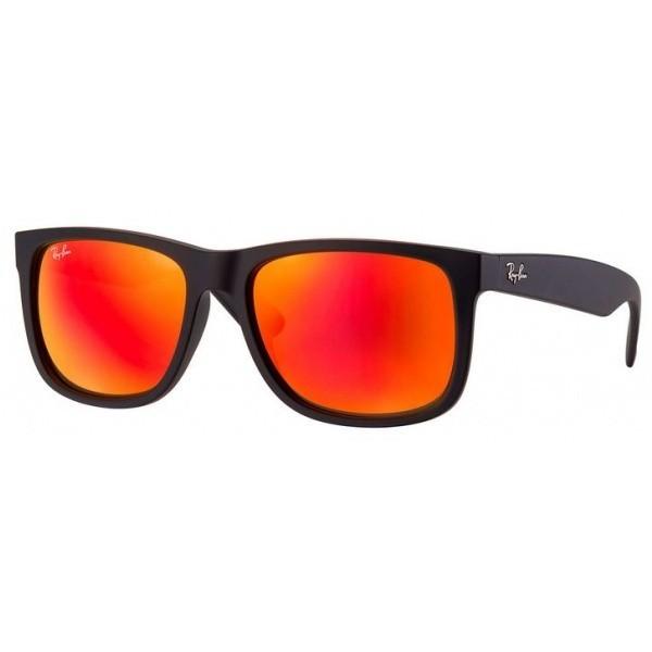Ray-Ban rb 4165 JUSTIN col. 622/6Q rozm. 55/16 - okulary przeciwsłoneczne