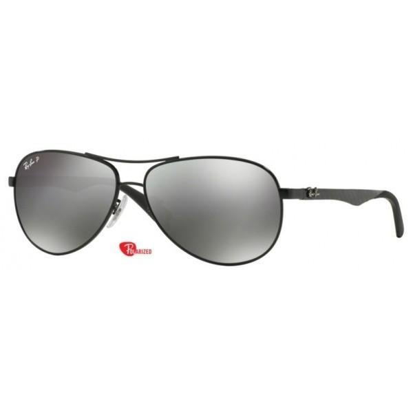 Ray-Ban rb 8313 col. 002/K7 rozm. 61/13 okulary przeciwsłoneczne z POLARYZACJĄ