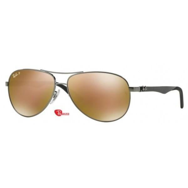 Ray-Ban rb 8313 col. 004/N3 rozm. 61/13 okulary przeciwsłoneczne z POLARYZACJĄ