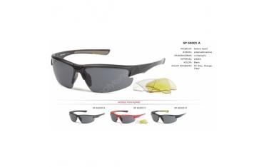 SOLANO mod. SP 60005 A - okulary sportowe przeciwsłoneczne