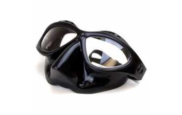 Maska do nurkowania Aquaviz z wkładką korekcyjną (kolor black)