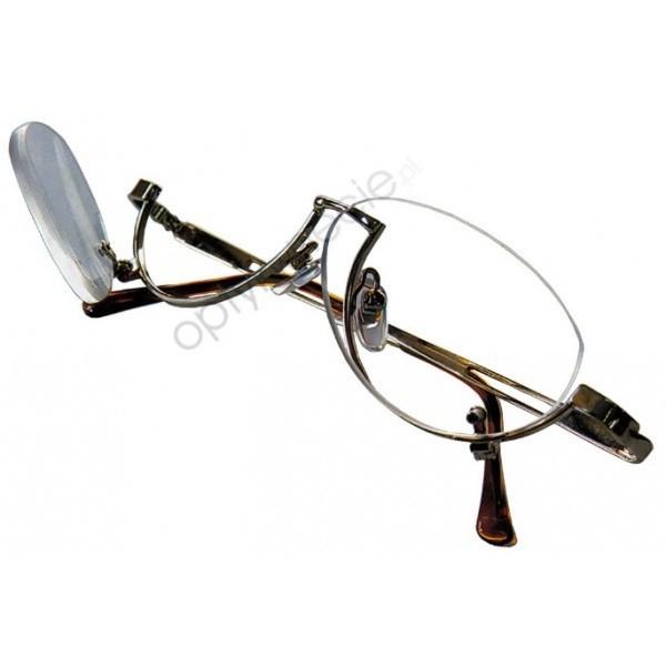 Okulary do makijażu - 2 szkła