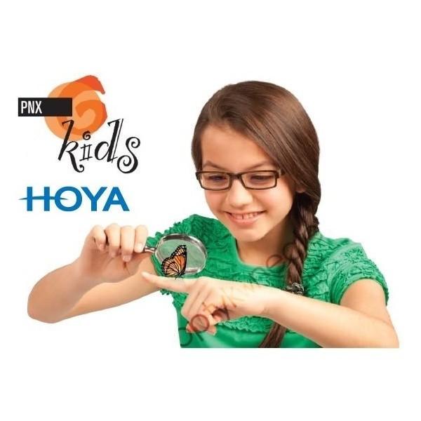 Hilux PNX 1.53 z antyrefleksem HVA - soczewki dla dzieci z antyrefleksem
