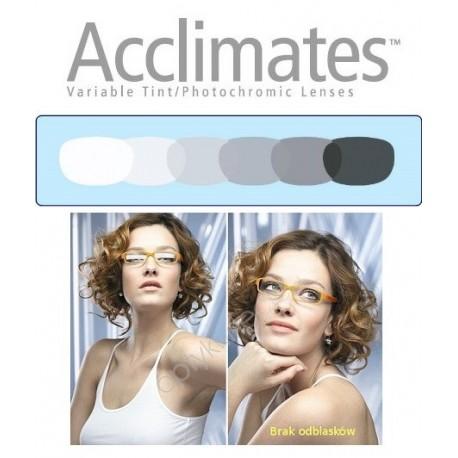 Acclimates 1,5 Komfort (Trio) - soczewki fotochromowe