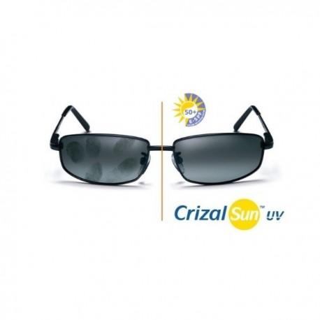 Soczewki korekcyjne z antyrefleksem Orma Sun Crizal Sun UV
