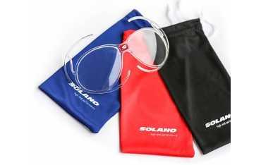 Wkładka korekcyjna Solano - uniwersalna do gogli narciarskich