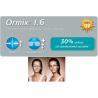 Ormix 1,6 Crizal Alize UV - cienkie szkła z antyrefleksem
