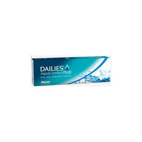 DAILIES Aqua Comfort Plus (30 szt.) - jednodniowe soczewki kontaktowe