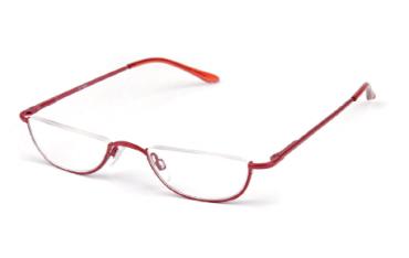 okulary do czytania połówki na żyłkę moonflex 2256