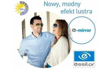 orma sun e-mirror lustrzanki essilor