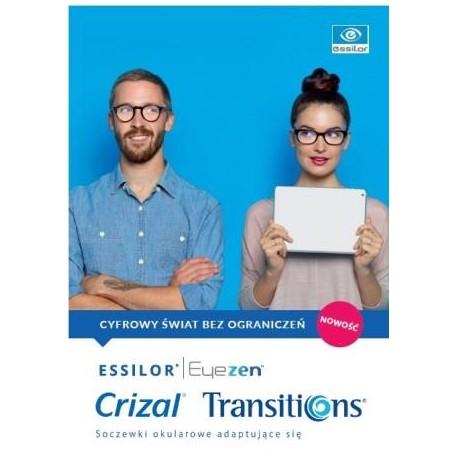 Essilor Eyezen Transitions Gen8