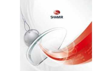 ShamirLite 1.59 szkła poliwęglanowe utwardzone i z antyrefleksem - duży zakres mocy