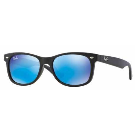 Ray-Ban rb 9052S JUNIOR col. 100S/55 rozm. 47/15 okulary przeciwsłoneczne dla dzieci